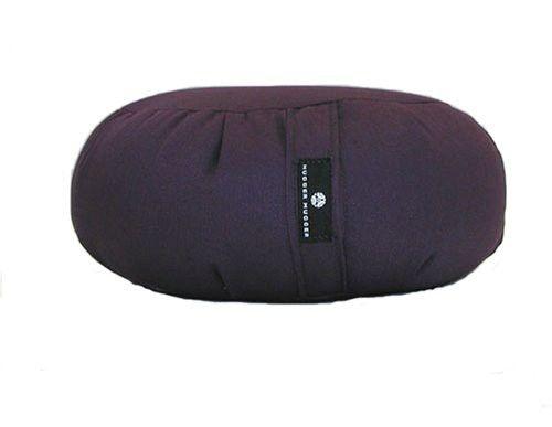 Hugger Mugger Zafus Choice Yoga Meditation Cushion (Plum)