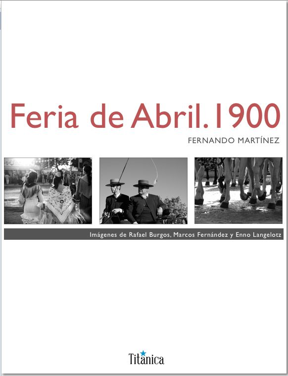 Portada Feria de Abril.1900
