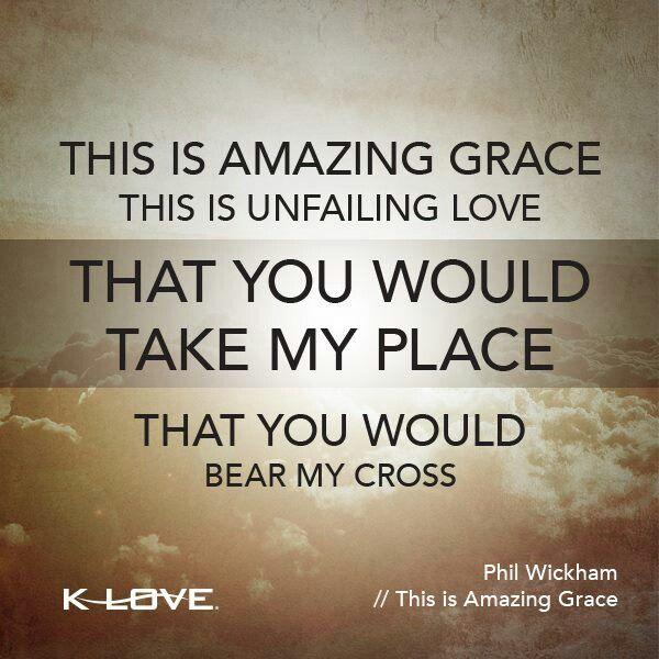 Amazing Grace: Amazing Grace Quotes. QuotesGram