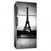 Eiffel Tower at Night - fridge magnet