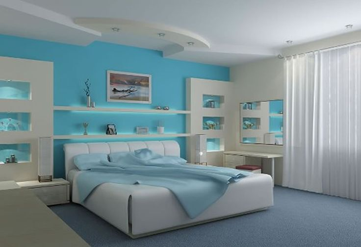 Blaue Schlafzimmer Ideen   Http://www.einstildekoration.com/blaue