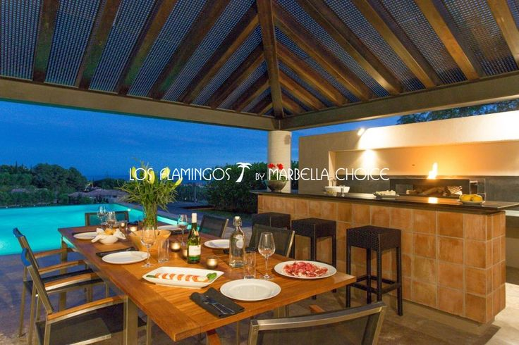 5 bed Villa for sale in Los Flamingos brought to you by Marbella Choice