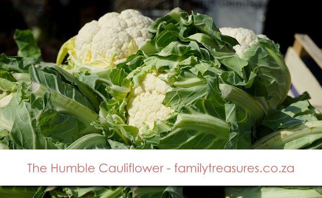 The Humble Cauliflower