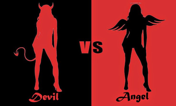 "NEW ADULT E DINTORNI: Devil VS Angel - Luring devil ""Charming devil"" di ..."