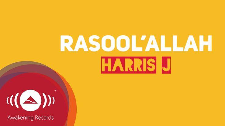 "LYRIC VIDEO - Harris J - Rasool'Allah | Official Lyric Video from Harris J's debut album: ""Salam"", Produced by Awakening Records."