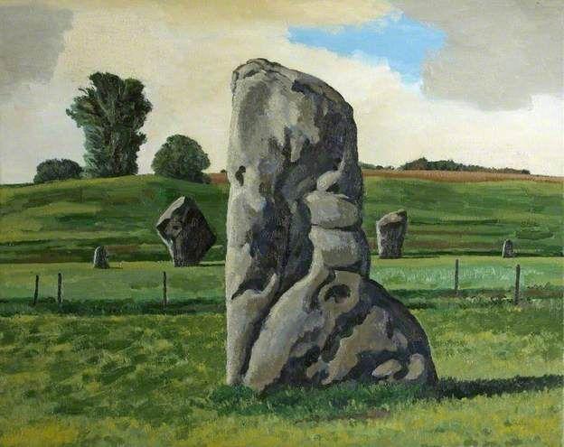 Standing Stone, Avebury, Wiltshire