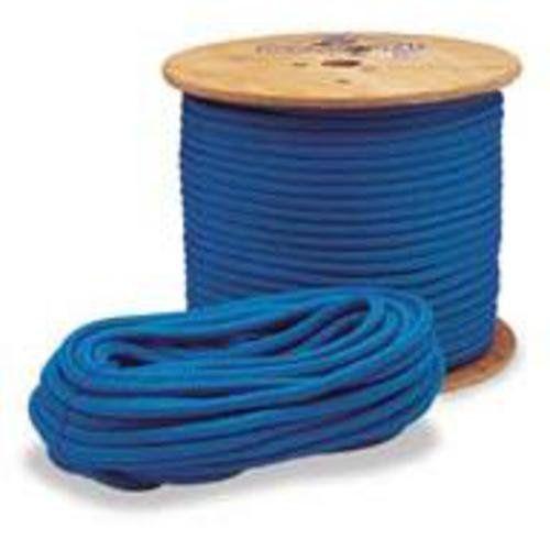 Samson Rope Technologies TB125 Tensile 0.5 Inch x 150 Foot Climbing Rope - 7300 Pound Capacity, True Blue