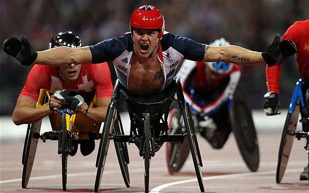 David Weir-Paralympian Athletics Paralympic medals: 6 Gold, 2 Silver, 2 Bronze IPC World Championship Medals: 6 Gold, 1 Silver