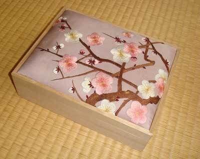桐箱の画像 | 弥生工房日本刺繍上尾教室