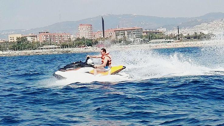 Sea Doo Jet Ski Barcelona