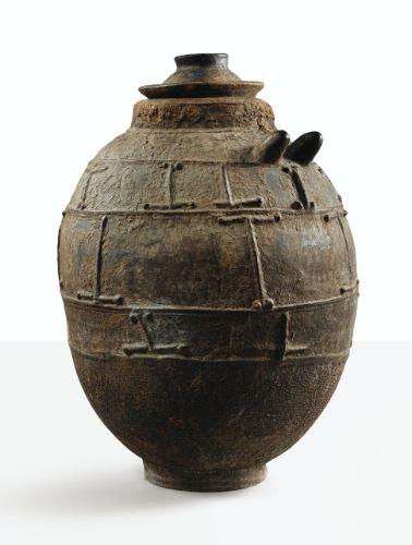 bamana jarre en terre cuite | figure | sotheby's pf1518lot8pswsen