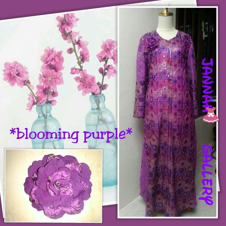 #sari violete#by Jannah gallery#