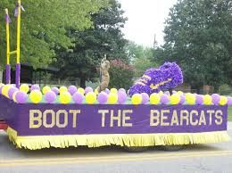 beat the bearcats homecoming float - Google Search