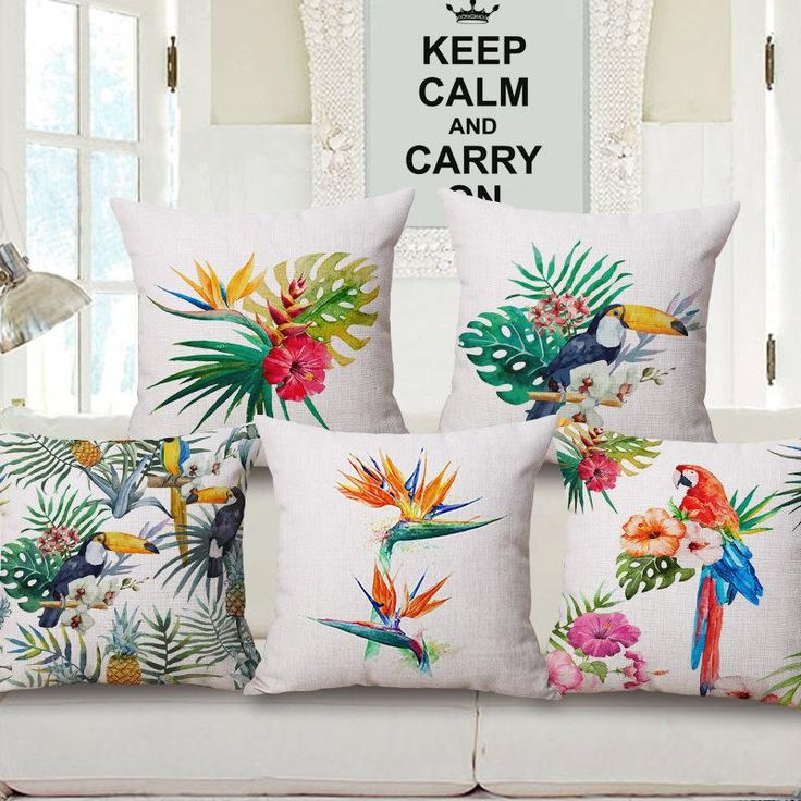 18-18inches-tropical-plant-and-animal-cushion
