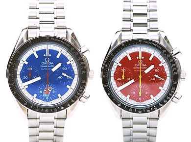 Omega Speedmaster Automatic Red - What do you think?