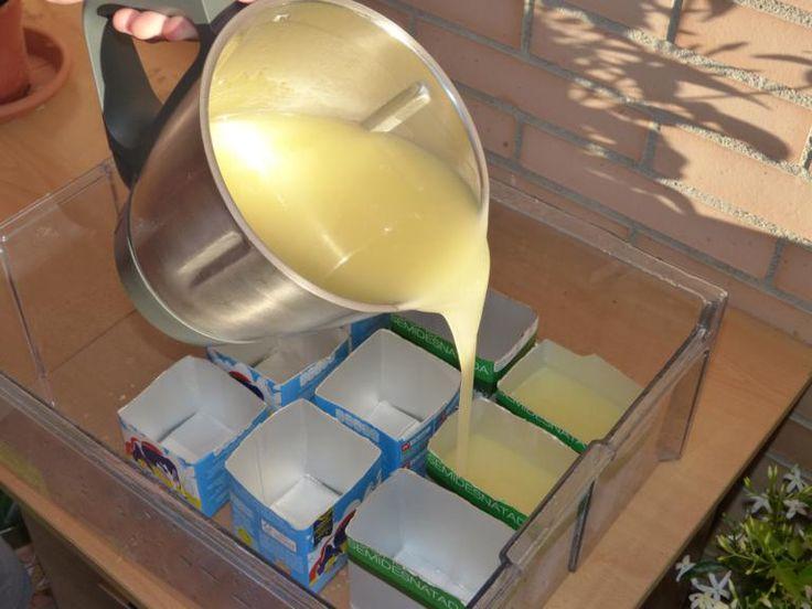 M s de 25 ideas incre bles sobre detergente casero en - Fabricar jabon casero ...