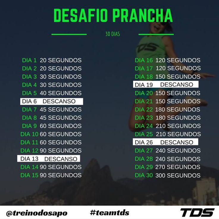 Desafio da Prancha