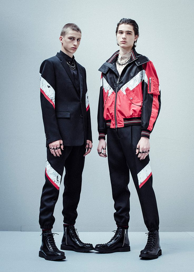 Take a look at Dior Homme's SS17 Backstage photographed by Morgan O'Donovan during Paris Fashion Week, in exclusive for Fucking Young! See Dior Homme's SS17 Collection HERE!