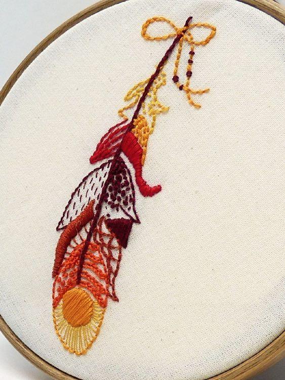Die besten 17 ideen zu kn tchenstich auf pinterest - Wandgestaltung mit stoff ...