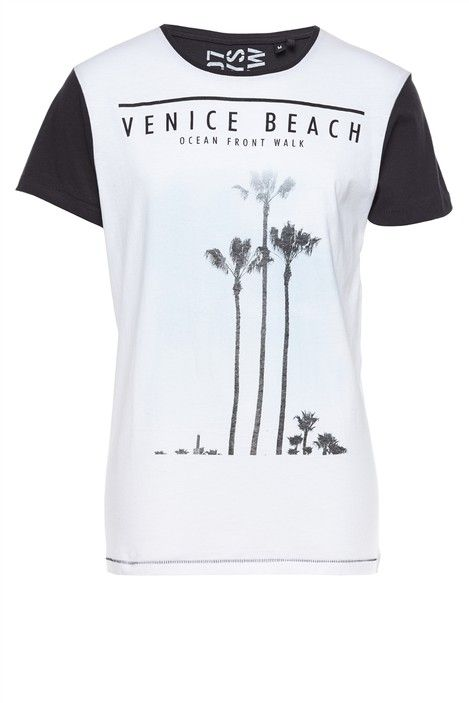 Lad Tee 2. Your favourite basic tee just got a whole lot cooler! Slim fitting with a placement print, every guy needs one. AUS $19.95. Shop at www.factorie.com.au