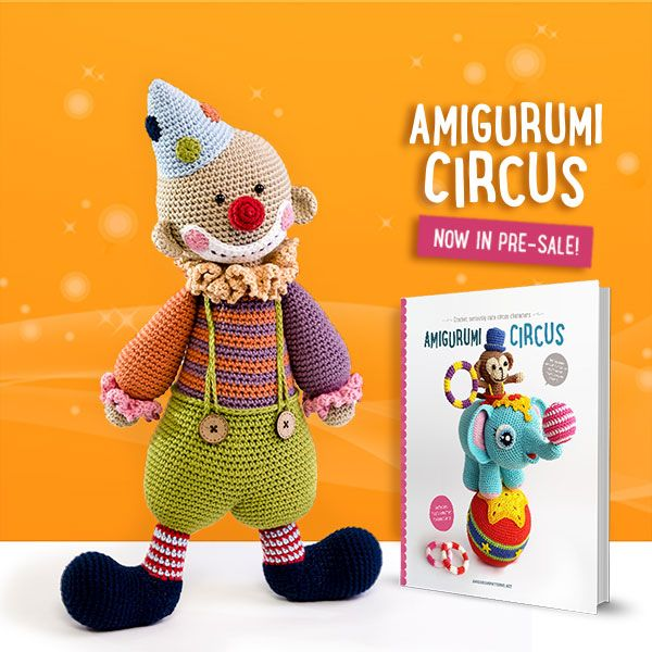 1000+ images about book amigurumi circus on Pinterest ...
