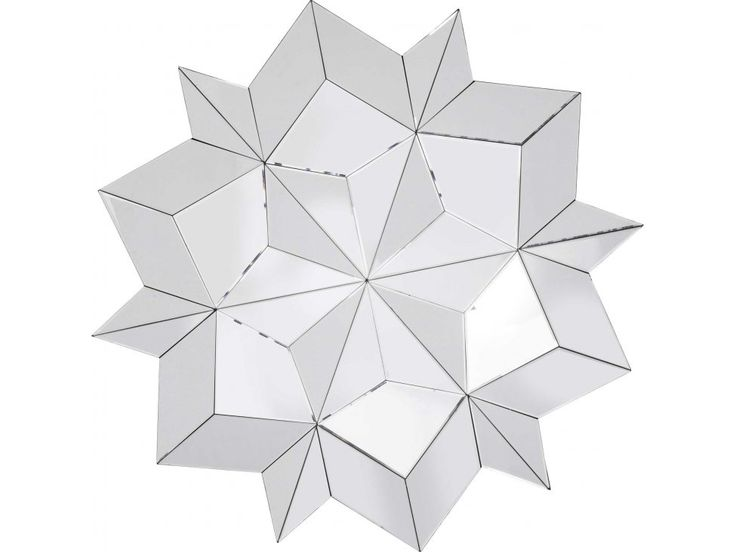 Lustro Origami — Lustra Kare Design — sfmeble.pl