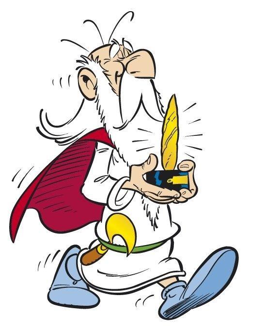 The Adventures of Asterix #art #comics #artwork #illustration