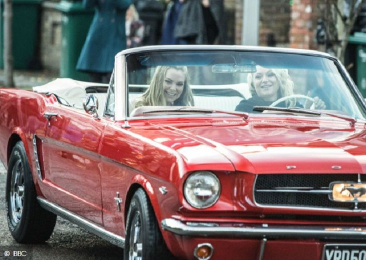 'EastEnders' Spoilers: Sneak Peek At Ronnie Mitchell And Jack Branning's Wedding Day, Devastating Scenes Follow Wedded Bliss