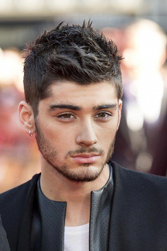 Zayn Malik Hairstyle Medium In 2020 Zayn Malik Hairstyle Mens Hairstyles Medium Length Hair Styles