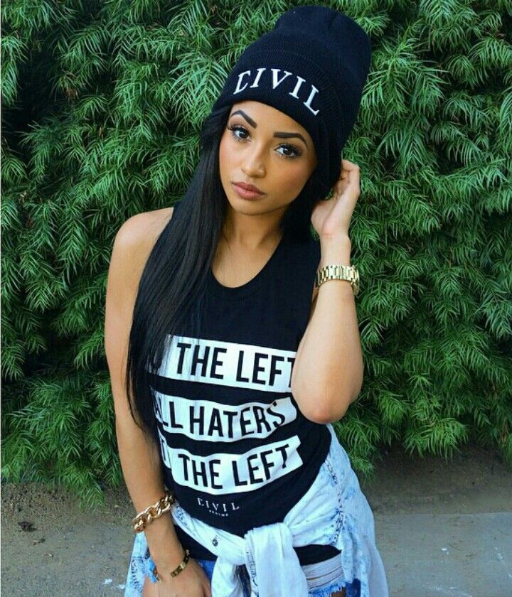 pretty mixed girls with swag - 720×840