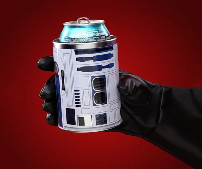 An Out-of-this-World Kinda Cool: Star Wars R2-D2 Can Cooler