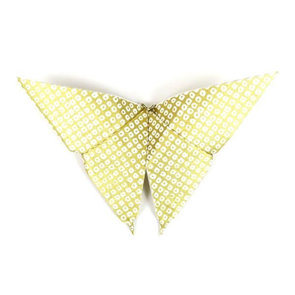 Washi Origami Butterfly #origami #butterfly