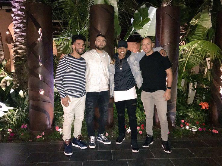 Jays!!! Devon Travis, Kevin Pillar, Marcus Stroman & Ryan Goins