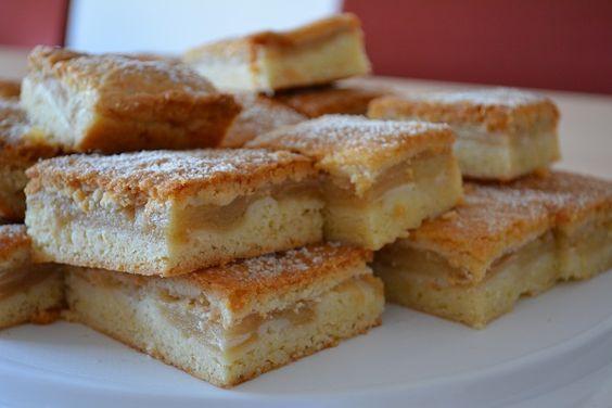 Polnischer Apfelkuchen