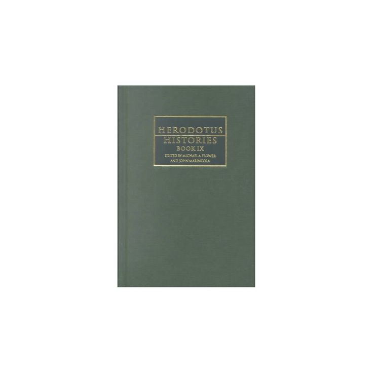 Herodotus Histories (9) (Hardcover)