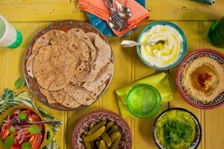 Chapati (pão indiano) | Panelinha - Receitas que funcionam