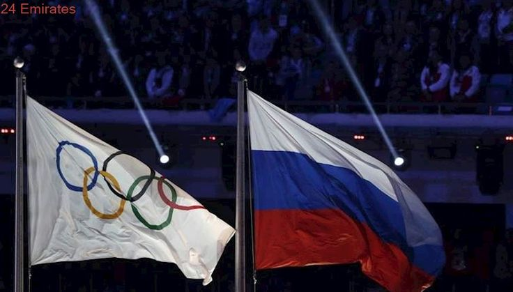IOC suspends Russian Olympic committee