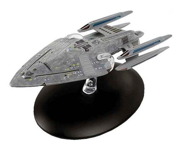 EM-ST0025 - Eaglemoss Star Trek USS Prometheus NX 59650