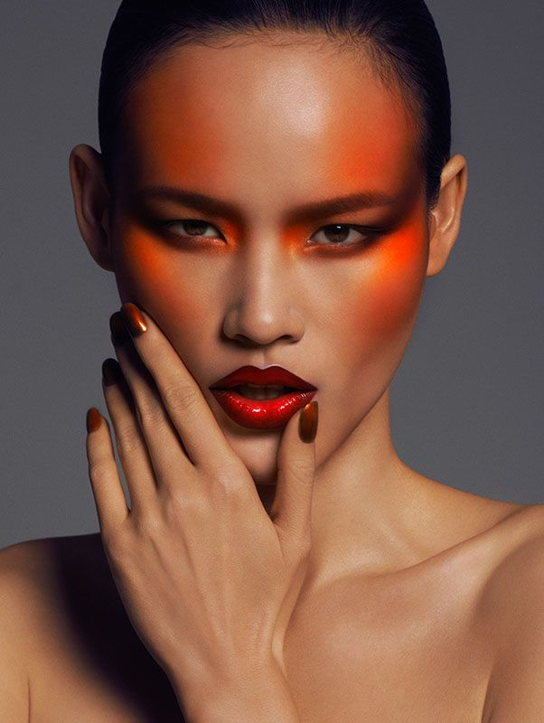 Interview With Makeup Artist Hung Vanngo Beat Looks And Hair