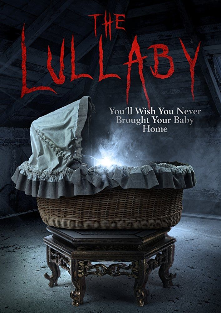 ICYMI: #Movie #TheLullaby The Lullaby - Upcoming Horror Movie: Synopsis: Returning to her home town, Eden Rock, and overwhelmed by the…