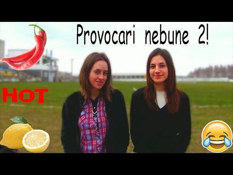 PROVOCARI NEBUNE 2!Вызов принят 2! - YouTube