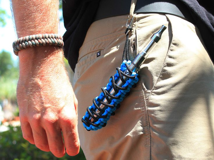 Paracord pouch lanyard custom color lanyards pinterest for Paracord case