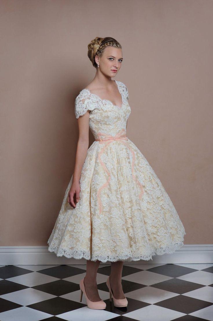 Lark Bridal vintage dress