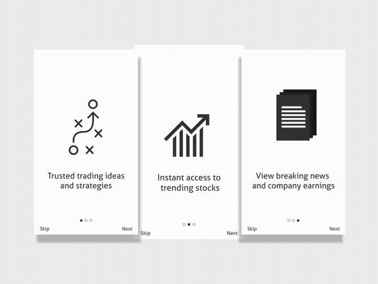 "Guide Screens for the App ""Sidekick"" by Anas Belmadani"