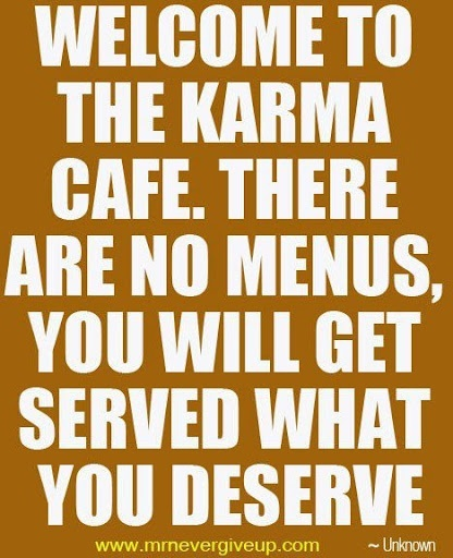 Karma Cafe.Happy Thoughts, Grade 4 Math, Inspiration, Real Life, Quotes, Karma Cafes, Funny, True, Cafes K-Cup