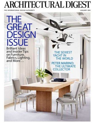 January 2015 Architectural Design MagazineArchitectual