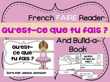 The 25+ best Verbe Faire ideas on Pinterest   Faire conjugaison ...