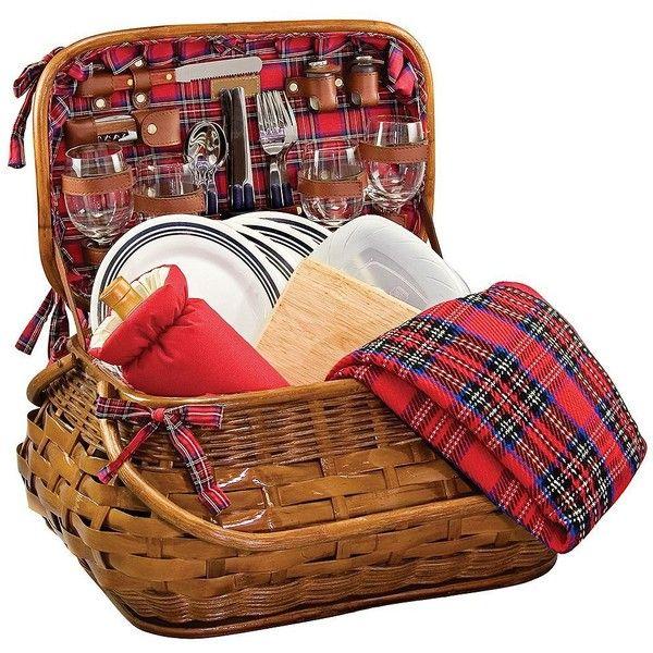 Best 25+ Picnic basket set ideas on Pinterest | Picnic baskets ...