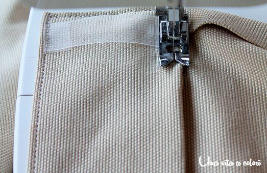 Come Cucire Una Tenda.Come Cucire Una Tenda Tutorial Parte 2 Cucito Tenda