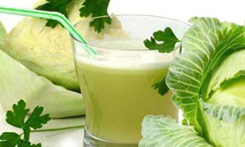 Pij sok z kapusty! Kapusta jest bogatym źródłem beta-karotenu, nierozpuszczalnego błonnika i składników mineralnych, takich jak jod, wapń, żelazo, magnez...